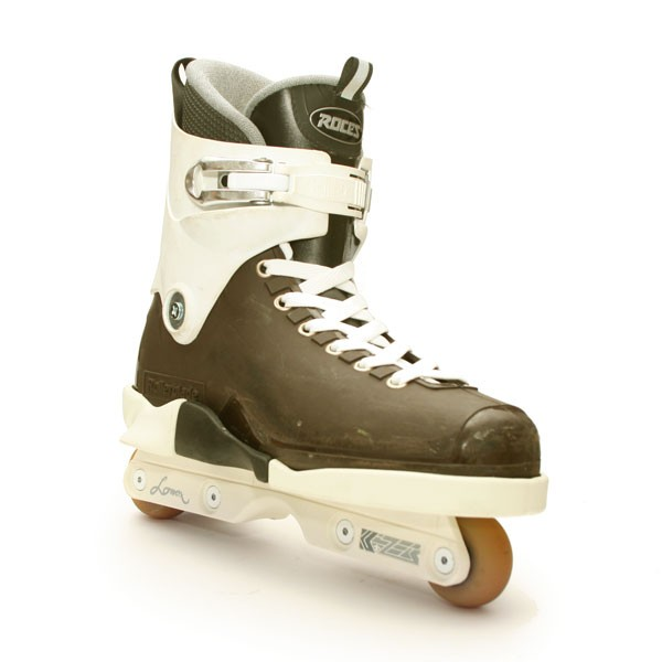 Thisissoul custom Rollerblade Chocolate
