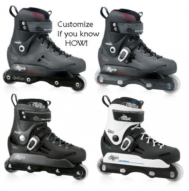 Rollerblade NEW boot