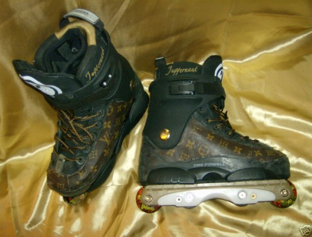 Razors Louis Vuitton CUSTOM Skates
