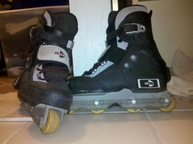 Rollerblade Canvas..