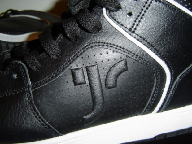 Juggernaut Haffey Pro Shoes Black