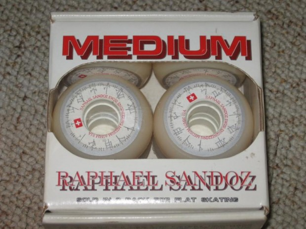 Medium Sandoz Pro Wheels