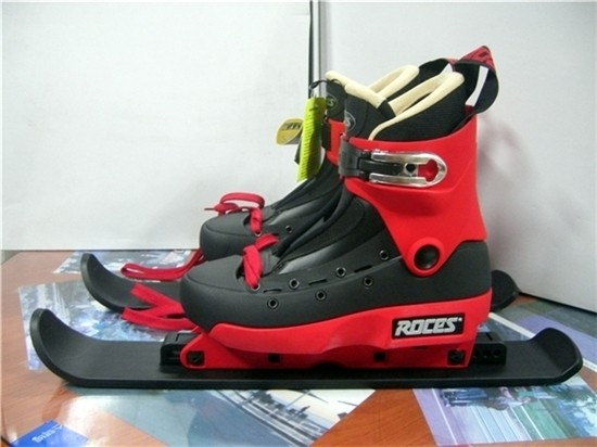 Roces skates converstion for Ski