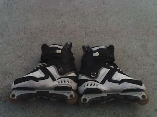 Rollerblade Treseder with GC frames